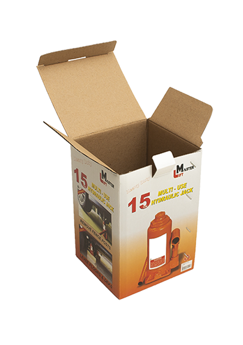 Packaging & Comercial Product