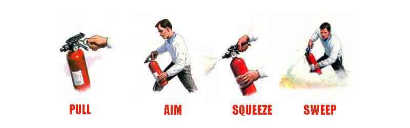 Training Alat Pemadam Kebakaran